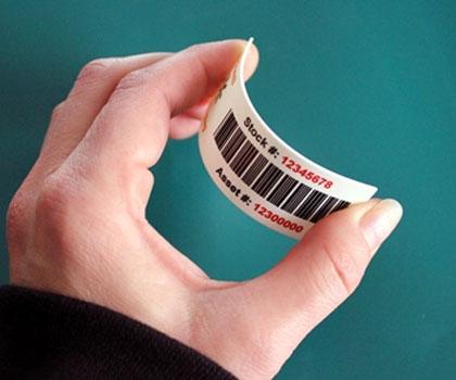 膠及合成標籤 (Plastic Label)